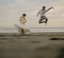 DARIUS & JOVITA WEDDING by Pondok Pitaya: Hotel, Surfing and Yoga