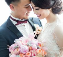 Eko & Medi Wedding by Wong Hang Distinguished Tailor