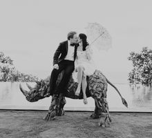 Fern and Ed Wedding by Bali Dream Day