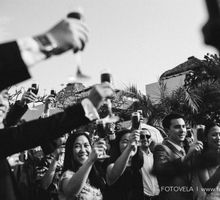 The Wedding of Richard & Ferina by fotovela wedding portraiture
