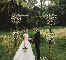 Contemporary Wedding at Plataran Ubud Hotel and Spa by SÁL PHOTO