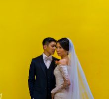 GRACE AND WILLIAM WEDDING AT CIPUTRA ARTPRENEUR JAKARTA by THEUPPERMOST
