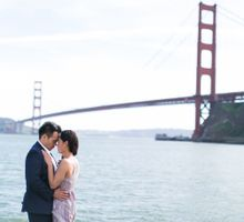 Golden City Engagement by Big Bliss Weddings