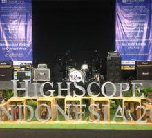 HIGH SCOPE INDONESIA 20TH Update 7 October 2016 by Petunia Decor