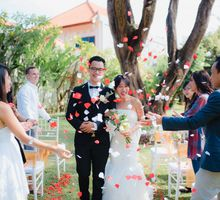 Thomas Chavan & Steffy Hadke by Bali Eve Wedding & Event Planner
