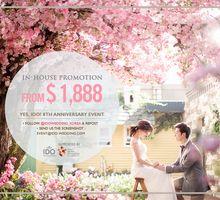 IDO 8th Anniversary Event by IDO-WEDDING KOREA