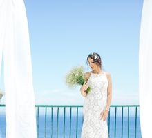 Bridal Shoot at Villa Karang Putih by Nagisa Bali