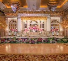Royal Wedding of Alfin & Angel Grand Hyatt by Lily Florist & Decoration