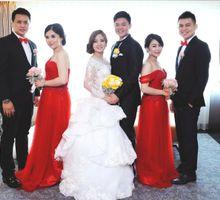 Royal wedding jakarta by alienco photography