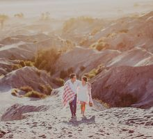 Wira & Diah - Pre wedding at Mount Bromo by Snap Story Pictures
