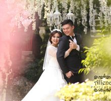 Dian  Anderson Prewedding at Lily Florist by alienco photography