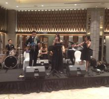 AYANA INTERCONTINENTAL The wedding of Niko and Marghanita by AYANA Midplaza JAKARTA