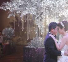 Charlene & Anthony Tie The Knot by Inside The Knot