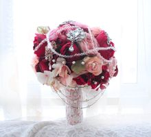Royal Red Wedding by Cup Of Love Design Studio