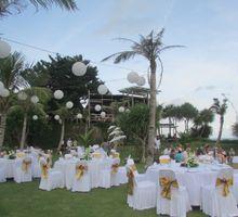 The wedding of Mr Glen Murray & Ms Catherine Hamlyn by WakaGangga Resorts