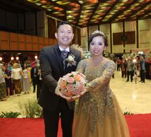 the wedding of Melissa & Gracia by maleeka organizer