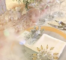Admirable Bridal Table by Pullman Jakarta Central Park