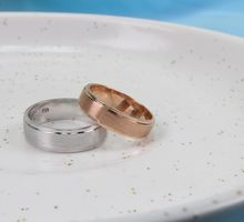 Custom Wedding Ring by VIN Jewellery by V&Co Jewellery