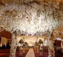 Bill & Sharleen Wedding by Trinity Decoration by Pullman Jakarta Central Park