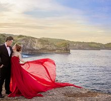 Engagement of W & A by Daniel Janto Photography