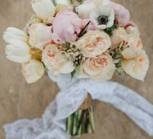 Simple and Modern Rococo style wedding at the Island of Gods by Priscilla Myrna
