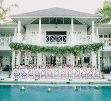 Organic White Wedding by Imaj Gallery