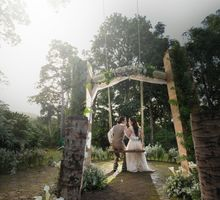 JEFF AND KRISTEL WEDDING by RAJ Photo