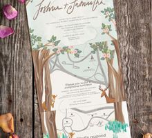 A WHIMSICAL RUSTIC AFFAIR AT THE WHITE RABBIT by Pearlyn and Paper