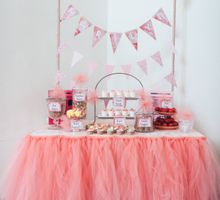 Marilyn's Birthday by The Lair Weddings Candy Bar
