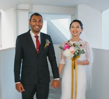 Kasun & Grace - Married by Thomas Tan Photography