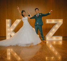 Kim & Zeyu - Hitched by Thomas Tan Photography