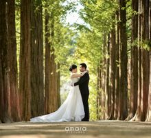 Korean Prewedding by Wilson by Amara Pictures
