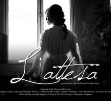 Styled Shoot - L attesa by Go Panda Productions