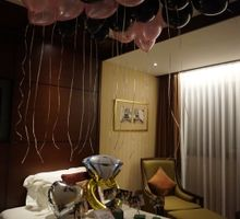 Bridal Shower Room Surprise by Hotel Borobudur Jakarta