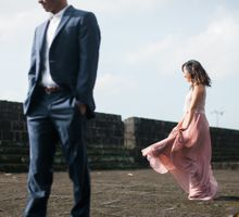 Intramuros Engagement by Big Bliss Weddings