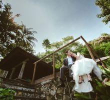 Garden Wedding at Jeeva Klui Resort lombok  - Mark & Alicia by Cliff Choong Photography