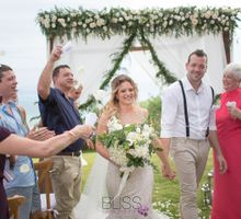Congratulations to natalie and alex wedding by BLISS Events & Weddings Thailand