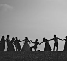 Wedding day of Jackson & Wen Xia by Odelia Bridal