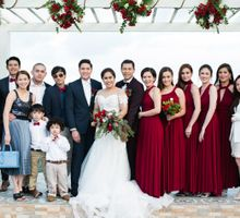 Star Studded Wedding by NQ Modern Photography