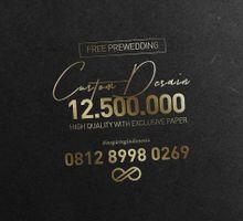 FREE PREWEDDING PACKAGE by Derzia Photolab