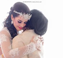 Vita and Ron wedding moment by alienco photography