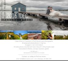 Dec 16 Perth Pre Wedding shot Special deals by Dean Creation fine-art photography