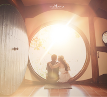 Agus and Melinna Prewedding in Thailand by MOTTOMO PHOTOGRAPHY