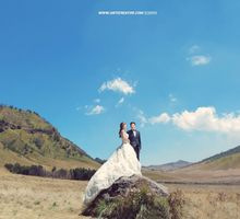 Bromo Prewedding of A&L by Antzcreator Photography