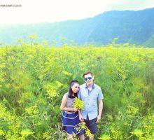 Bromo Prewedding of Patrick&Lia by Antzcreator Photography