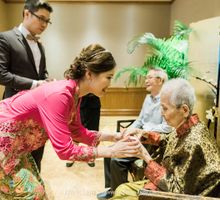 Nyonya Wedding by Regent Singapore a Four Seasons Hotel