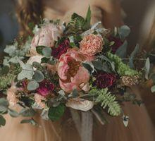 Tricia Gosingtian and RG Gabunada - Pre Wedding Shoot by Jacqs Floral Design Studio