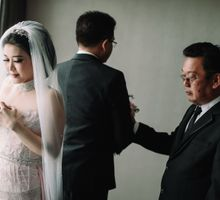 WEDDING OF ARIYO & MERY by Wong Hang Distinguished Tailor