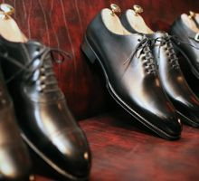Classic Formal Mens Dress Shoes by Septième Largeur Singapore