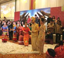 Ringgi - Zipora Wedding by Hotel Borobudur Jakarta
